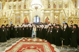 bishops council of ukrainian orthodox church concluded with