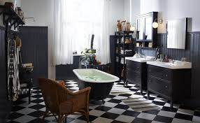 black white bathroom ideas simple remodel chess floors can change the game