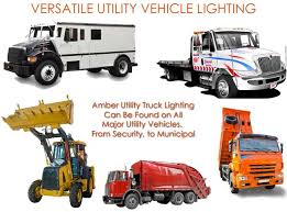 use of amber lights on vehicles utility lights amber lighting for general use vehicles
