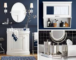 design your bathroom how to decorate your bathroom walls with style pottery barn