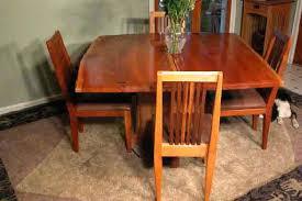 Custom Made Dining Room Furniture Custom Dining Room Furniture Cherry Wood Slab Custom Rustic