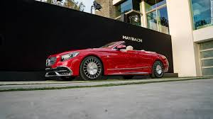most expensive car mercedes unveils its most expensive car nov 17 2016