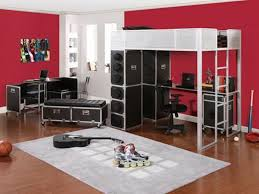 Red Bedroom Ideas Cool Music Themed Bedroom Designs For Music Lover Wonderful Red