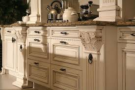 how to paint cabinets to look distressed paint and distress kitchen cabinets in cream kitchen pinterest
