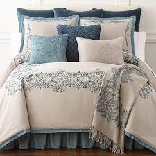 Jcpenney Bed Set Royal Velvet 4 Pc Comforter Set Jcpenney