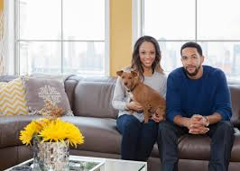 at home with new york giant terrell thomas hgtv