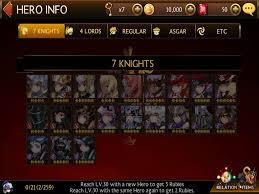 seven knights mobile review free online mmorpg and mmo games