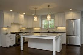 kitchen modern white kitchen cabinets what color countertop with