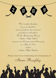 graduation invite graduation party invitations wording template best template