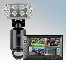 security light with camera built in esp guardcam wf m combined security camera led security floodlight