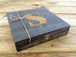 Wooden Groomsmen Gifts Reserved Groomsmen Gifts Engraved Cigar Box Set Of 7 Monogram