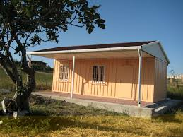 affordable simple design insulated storage container house can add