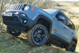 jeep renegade trailhawk lifted jeep renegade