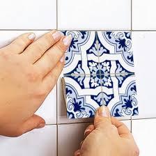 Portuguese Tiles Kitchen - portuguese tiles azulejos stickers portuguese tiles portuguese