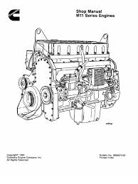 cummins m11 workshop manual engines turbocharger