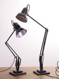 black anglepoise lamps u2013 drew pritchard ltd
