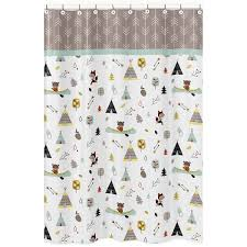 Deer Shower Curtains Outdoor Adventure Shower Curtain Free Shipping On Orders Over