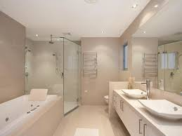 Bathroom Design With Corner Bath Using Exposed Brick Bathroom - Classic bathroom design