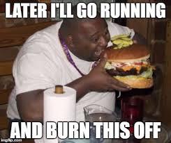 Eating Meme - fat guy eating burger memes imgflip