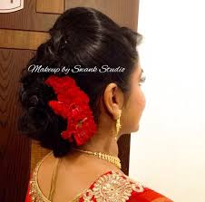 hair accessories for indian brides indian s reception hairstyle by swank studio bridal updo