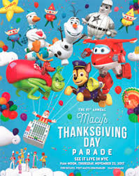 musical selections announced for 2017 macy s thanksgiving day