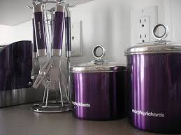 purple kitchen canister sets kitchen accessories purple the drawing room interiors as 2016