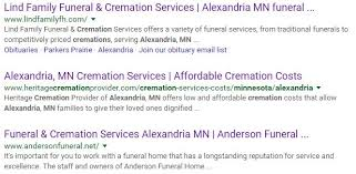 cremation costs winter 2017 newsletter funeral consumers alliance of minnesota
