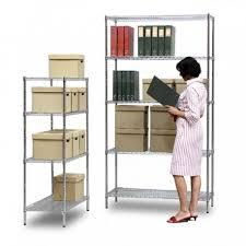 estantes y baldas estanter祗as cromadas gran resistencia con acero cromado