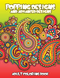 patterns to color detailed designs advanced coloring book for