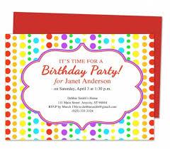 birthday invitations online printable choice image invitation
