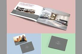 free real estate indesign brochure graphicloads
