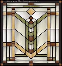Decorative Windows For Houses Quoitzel Stained Glass Window Clings For Clear Transom Windows
