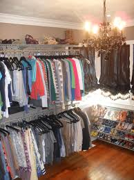 turn room into closet