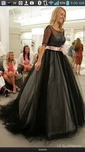 say yes to the dress black wedding dress i ve been obsessed with this vera wang black wedding dress from