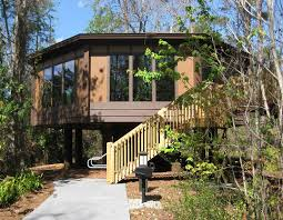 Treehouse Villas Floor Plan Pedestal U0026 Piling Homes Cbi Kit Homes
