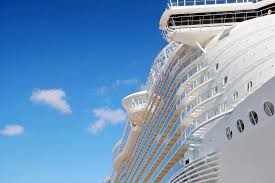 Largest Cruise Ship The World U0027s Largest Cruise Ships Meet For The First Time In South