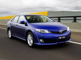 toyota camry au 2012 pictures information u0026 specs