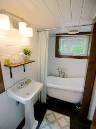 Tiny Bathroom 8 Tiny House Bathrooms Packed With Style Hgtv S Decorating