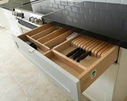 Cabinet Drawer Inserts Cabinets Traditional Kitchen Ideas For Knive Divider Drawer