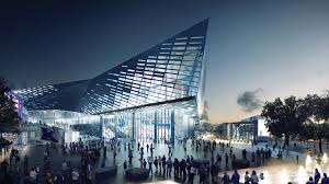 nbbj unveils 310 million renovation for kentucky u0027s rupp arena