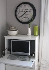 bureau petits espaces créer un bureau atelier dans un petit espace idée créativeidée
