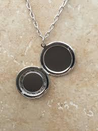 monogram locket necklace custom monogram locket necklace creative vinyl for you
