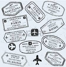 Texas travel symbols images Travel stamps background fictitious international airport symbols jpg