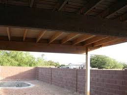 How To Cover A Pergola From Rain by How To Build An Inexpensive Cover For A Patio Hunker