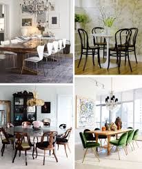 Mixing Furniture Styles by Designer Tip How To Select Dining Room Chairs The Havenly Blog