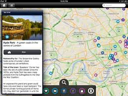 Best Map App Best Free Ipad App Of The Week Guidepal Offline City Guides
