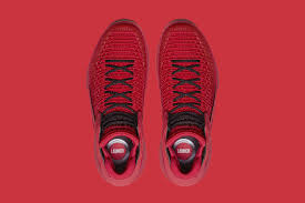 rosso corsa air 32 rosso corsa launch colorway hypebeast