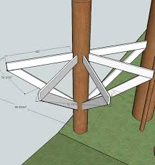 easy tree house plans easy tree house plans a round tree house