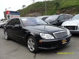 2005 mercedes benz s class wallpapers 5 5l gasoline fr or rr