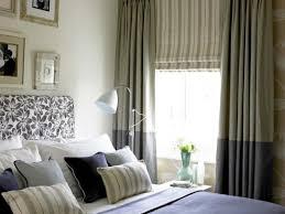 ideas wonderful grey window treatment ideas for bedroom with